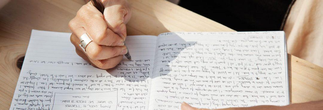Cómo puede ayudarte la escritura terapeútica