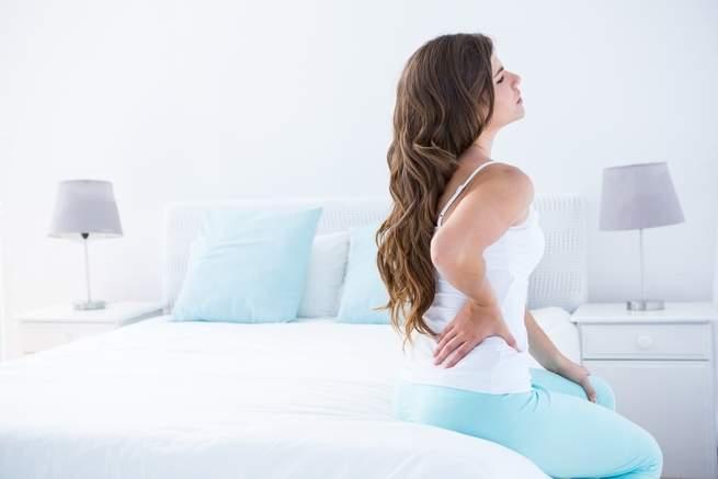 no dormir por dolor de espalda