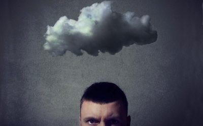 ¿Cómo nos afectan los pensamientos negativos?
